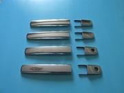 Накладки на ручки дверей хром Nissan Dayz B21W