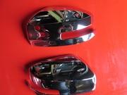 Накладки на боковые зеркала заднего вида хром Nissan Dayz