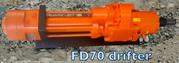 Гидравлический бурильный молоток (Rock Drifter) FD70